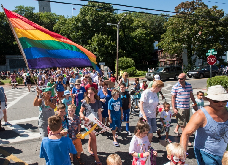 Provincetown Family Week