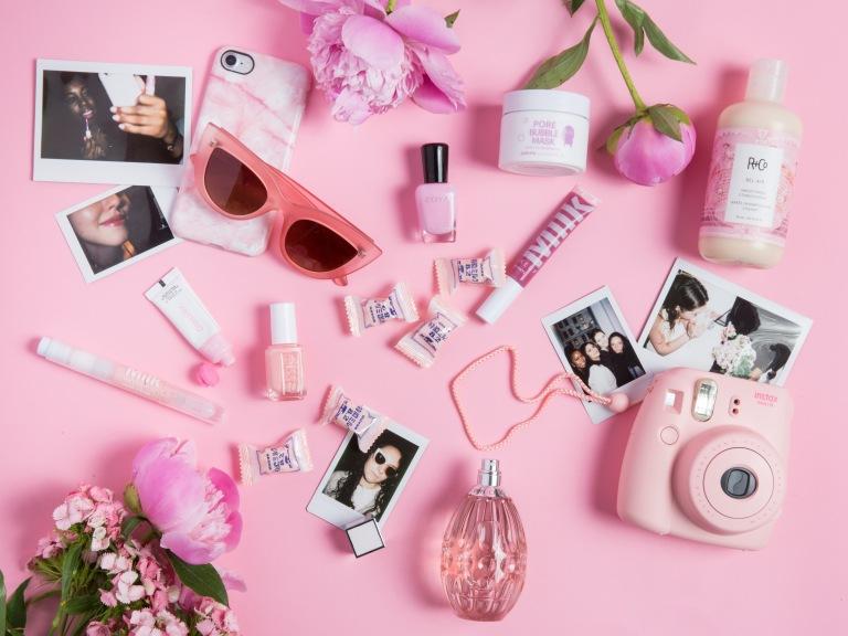 Millennial-pink